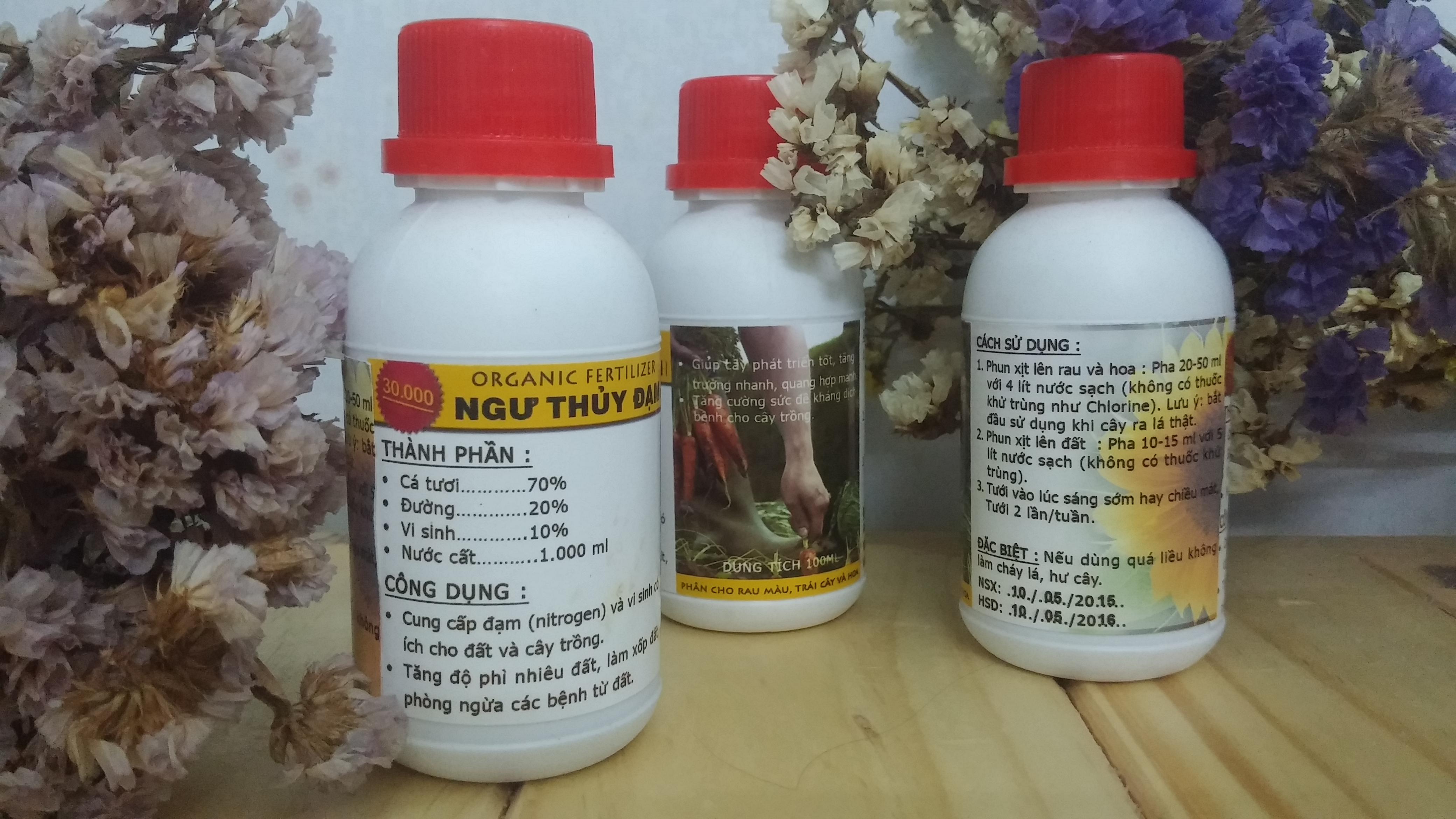 Ngư Thủy Đạm - Vitamin Cá
